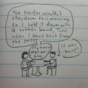 Story of toast